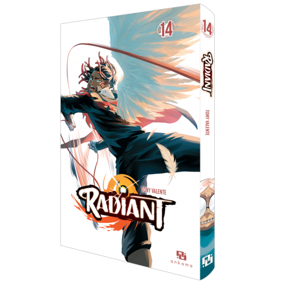 Radiant Tome 14