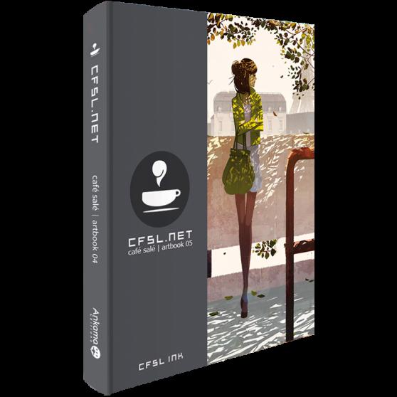 Artbook CFSL.NET Tome 5