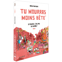 Tu mourras moins bête Tome 1 – 15th Anniversary Special Edition