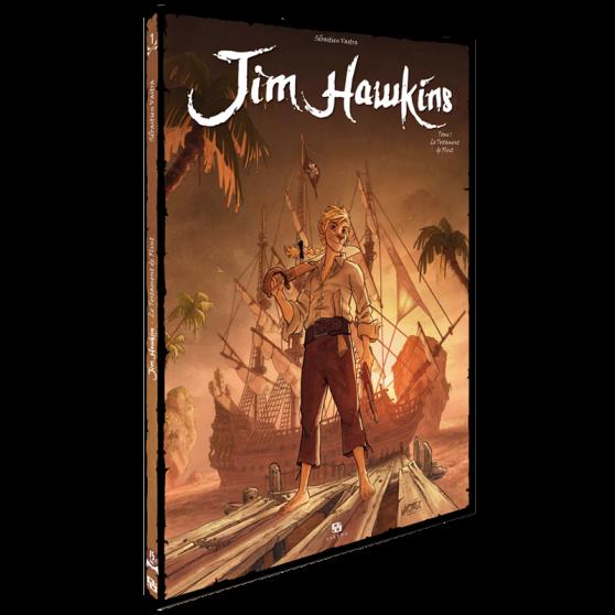 Jim Hawkins Tome 1 – Edition spéciale 15 ans