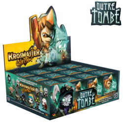 "Set de 12 Blindbox Krosmaster Arena - ""Outre-Tombe"" (Version italienne)"