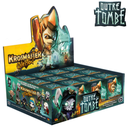 "Set de 12 Blindbox Krosmaster Arena - ""Outre-Tombe"""