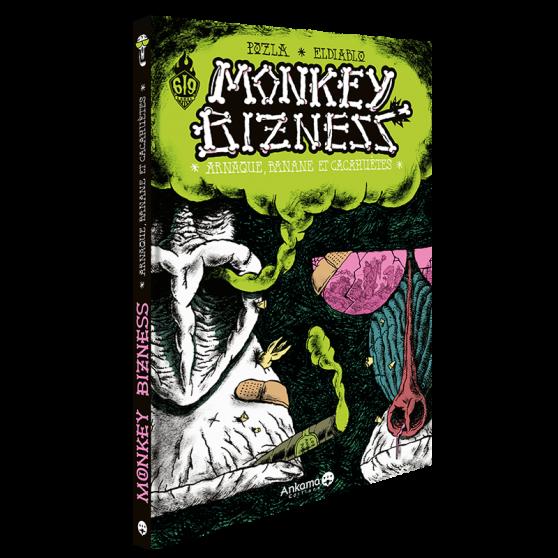 Monkey Bizness Volume 1: Arnaque, banane et cacahuètes