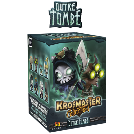 "Krosmaster Arena Blind Box – ""Beyond the Grave"""