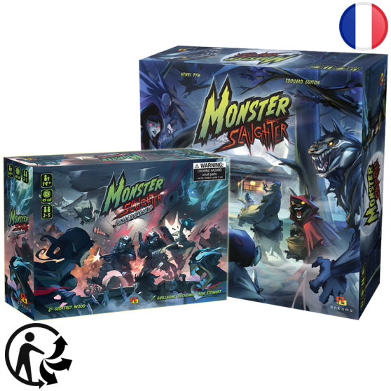 Pack Monster Slaughter (version française)