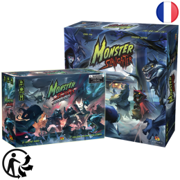 Monster Slaughter bundle (french version)
