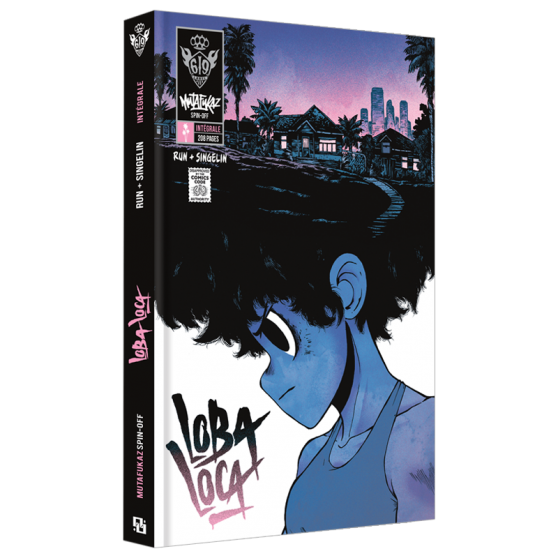 Mutafukaz' Loba Loca – Complete Edition