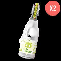 Pack La Limo d'Grobe - 2 x 75 cl