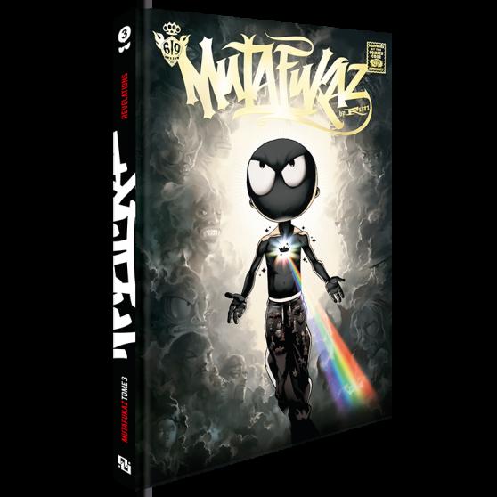 Mutafukaz Volume 3: Révélations