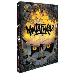 Mutafukaz Volume 4: DE4D END