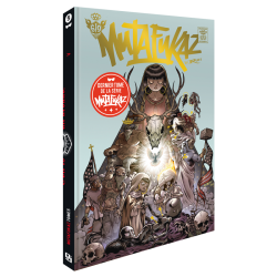 Mutafukaz Volume 5: V