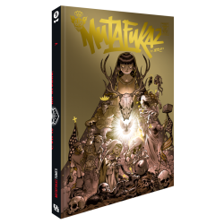 Mutafukaz Volume 5: V – Collector's Edition