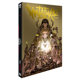 Mutafukaz Tome 5 Edition Collector : V