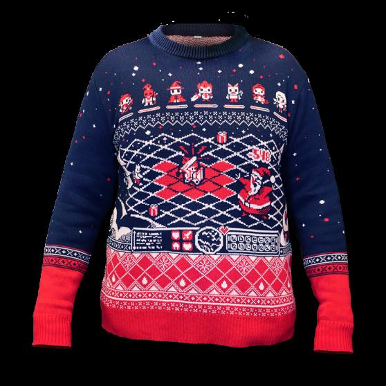 DOFUS Kwismas Sweater