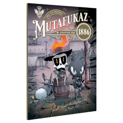 Mutafukaz 1886 Tome 1 – Edition Simple