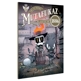 Mutafukaz' 1886 Tome 1 – Edition Simple