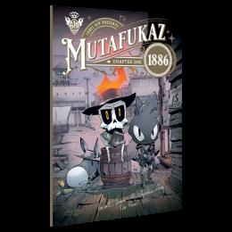 Mutafukaz' 1886 Tome 1 – Edition Simple
