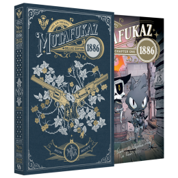 Mutafukaz 1886 Volume 1 – Boxed Edition