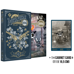 Coffret Collector Mutafukaz 1886 Tome 1
