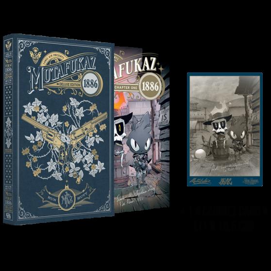 Mutafukaz 1886 Volume 1 – Boxed Edition