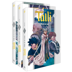 Talli – Intégrale 3 tomes