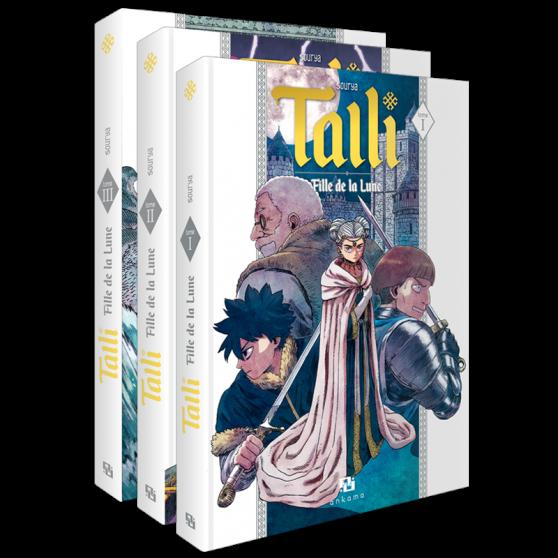 Talli – Complete 3-Volume Edition