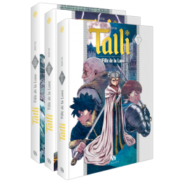 Talli – Complete 3-Volume Edition
