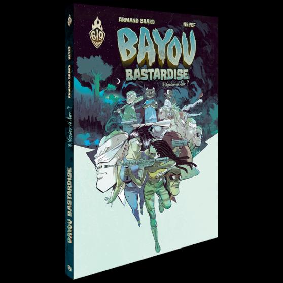 Bayou Bastardise Volume 3