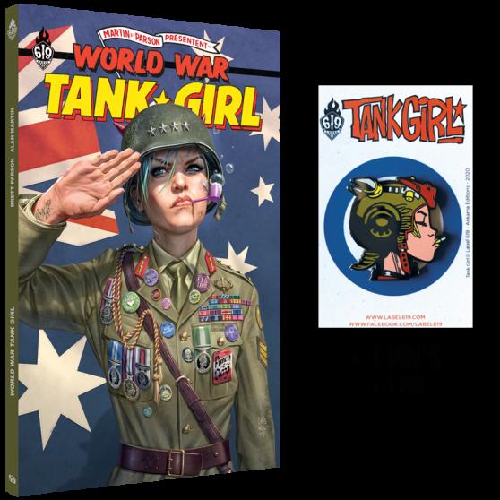 World War: Tank Girl