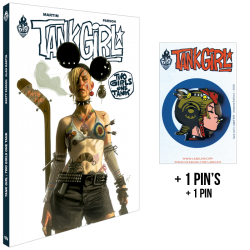 Tank Girl : Two Girls One Tank