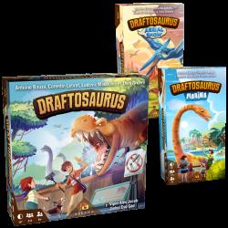 Draftosaurus Bundle (French version)