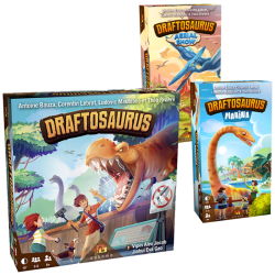 Pack Draftosaurus (version française)