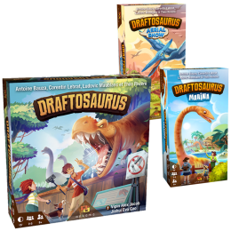 Draftosaurus Bundle (French version)