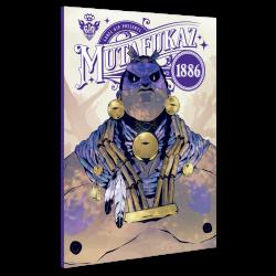 Mutafukaz 1886 Volume 2