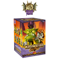 "Krosmaster Arena Blind Box – ""Wild Realms"" (italian version)"