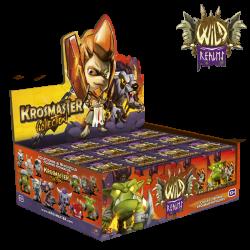 "Set of 12 Krosmaster Arena Blind Boxes– ""Wild Realms"" (italian version)"