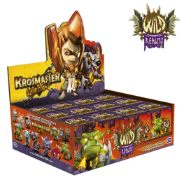"Set of 12 Krosmaster Arena Blind Boxes – ""Wild Realms"" (italian version)"