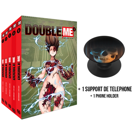Double.Me - Intégrale 5 tomes