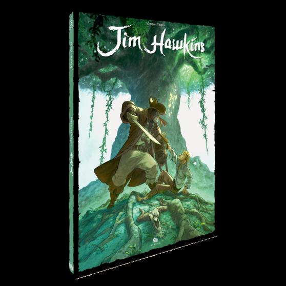 Jim Hawkins Volume 3