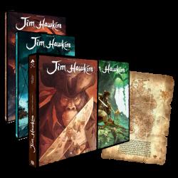 Jim Hawkins – Intégrale 3 Tomes – Coffret Collector