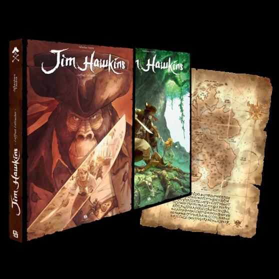 Jim Hawkins Volume 3 Collector's Boxed Set