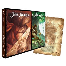 Jim Hawkins Volume 3 Collector's Boxed Set