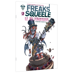 Cahier de Chance 1 – Supplement for Freaks' Squeele – The Adventure Game