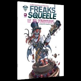 Cahier de Chance 1 – supplément Freaks' Squeele – Le jeu d'aventure