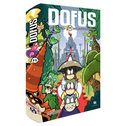 DOFUS Edition Double Tome 11
