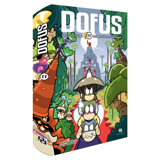DOFUS Double Edition Volume 11