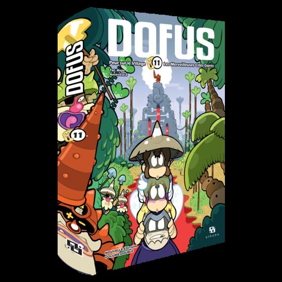 DOFUS Edition Double Tome 11