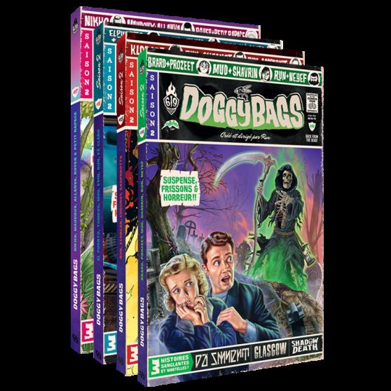 DoggyBags - Intégrale saison 2 (4 tomes)