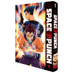 Space Punch Tome 1