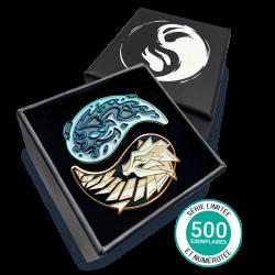 Bijoux dragons encre & papier